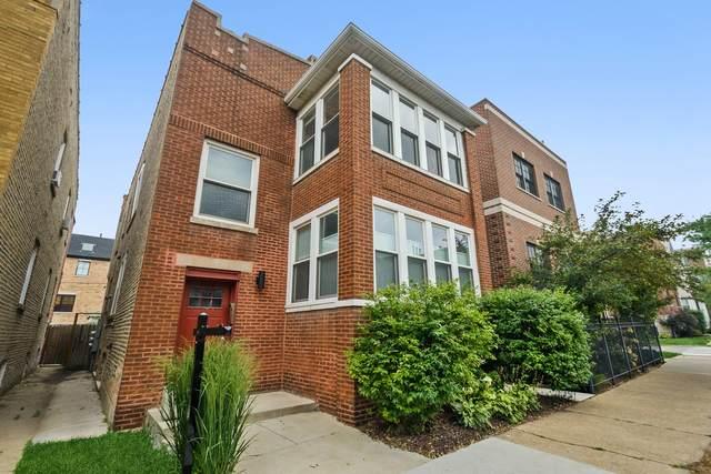 3122 N Damen Avenue, Chicago, IL 60618 (MLS #11168954) :: Ryan Dallas Real Estate