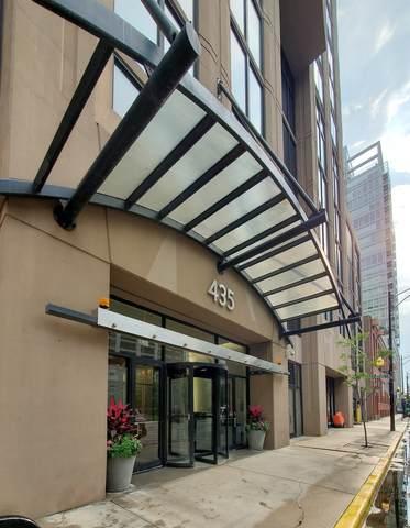 375 W Erie Street #408, Chicago, IL 60610 (MLS #11168971) :: Lewke Partners - Keller Williams Success Realty