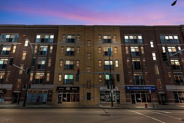 1909 W Diversey Avenue #502, Chicago, IL 60614 (MLS #11168983) :: Jacqui Miller Homes