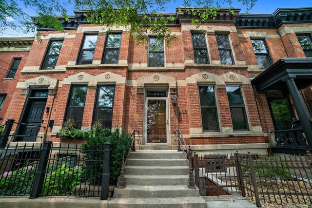408 W Webster Avenue, Chicago, IL 60614 (MLS #11168999) :: Jacqui Miller Homes