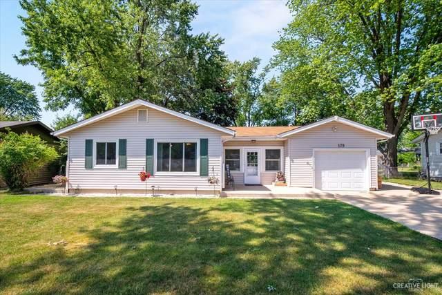 179 Thunderbird Trail, Carol Stream, IL 60188 (MLS #11169012) :: Jacqui Miller Homes