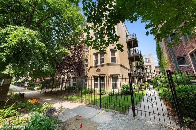 1258 W Winona Street 2B, Chicago, IL 60640 (MLS #11169042) :: Ryan Dallas Real Estate