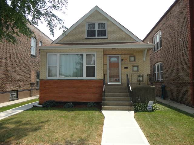 1621 W 37th Street, Chicago, IL 60609 (MLS #11169056) :: Jacqui Miller Homes