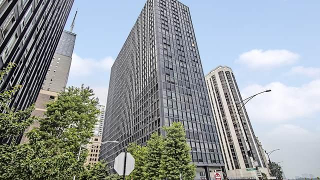 900 N Lake Shore Drive #1308, Chicago, IL 60611 (MLS #11169110) :: Jacqui Miller Homes