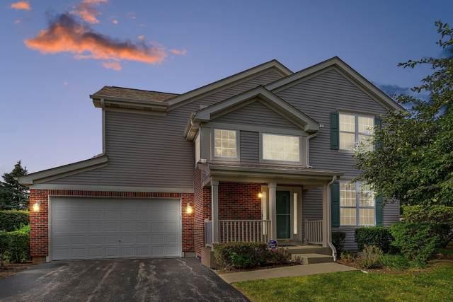 50 Stonegate Lane #1, Streamwood, IL 60107 (MLS #11169123) :: O'Neil Property Group