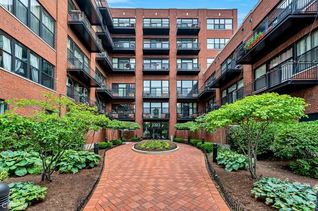 2323 W Pershing Road #130, Chicago, IL 60609 (MLS #11169125) :: O'Neil Property Group