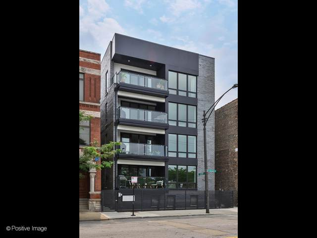 1437 W Grand Avenue 1N, Chicago, IL 60642 (MLS #11169132) :: Schoon Family Group