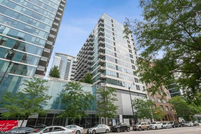 1345 S Wabash Avenue #504, Chicago, IL 60605 (MLS #11169133) :: Jacqui Miller Homes