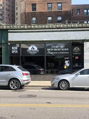 2411 N Clark Street, Chicago, IL 60614 (MLS #11169167) :: Jacqui Miller Homes