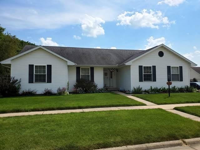 1913 E Newport Drive, Urbana, IL 61802 (MLS #11169185) :: Littlefield Group