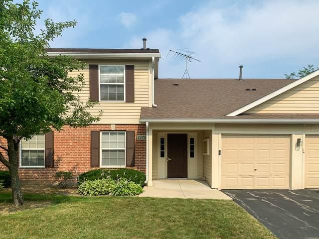 1175 N Village Drive #3, Round Lake Beach, IL 60073 (MLS #11169257) :: Jacqui Miller Homes