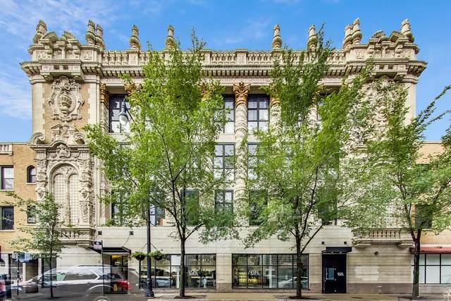 1635 W Belmont Avenue #206, Chicago, IL 60657 (MLS #11169279) :: Jacqui Miller Homes