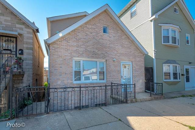2987 S Lyman Street, Chicago, IL 60608 (MLS #11169316) :: Lewke Partners - Keller Williams Success Realty