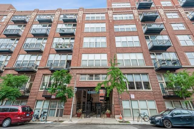 1500 W Monroe Street #118, Chicago, IL 60607 (MLS #11169333) :: Jacqui Miller Homes