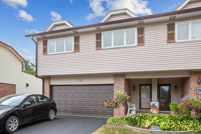 16338 Oxford Drive, Tinley Park, IL 60477 (MLS #11169347) :: John Lyons Real Estate