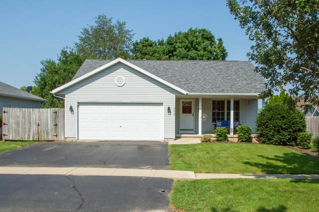 303 Forest View Drive, Genoa, IL 60135 (MLS #11169355) :: Jacqui Miller Homes