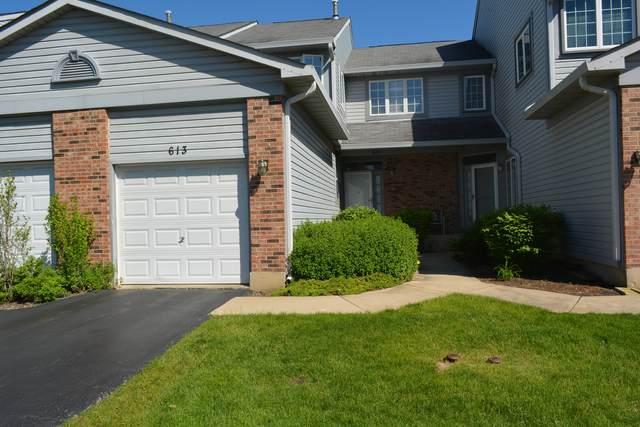 613 W Parkside Drive, Palatine, IL 60067 (MLS #11169360) :: Jacqui Miller Homes