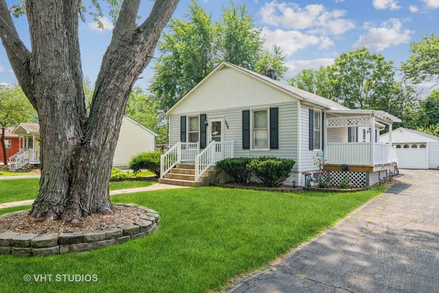 306 E Fox Street, Yorkville, IL 60560 (MLS #11169473) :: Carolyn and Hillary Homes