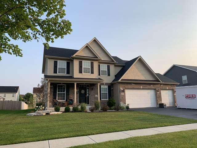 26050 W Ravine Woods Drive, Channahon, IL 60410 (MLS #11169521) :: Jacqui Miller Homes