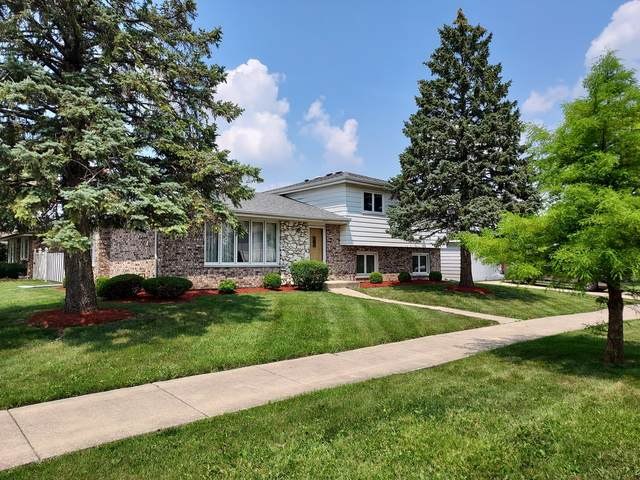 16350 S Surrey Drive, Tinley Park, IL 60477 (MLS #11169536) :: The Wexler Group at Keller Williams Preferred Realty