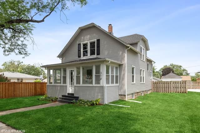 312 E Golf Road, Des Plaines, IL 60016 (MLS #11169565) :: Helen Oliveri Real Estate