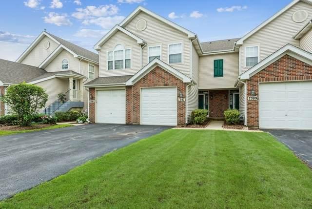 7387 Grandview Court #7387, Carpentersville, IL 60110 (MLS #11169575) :: Jacqui Miller Homes