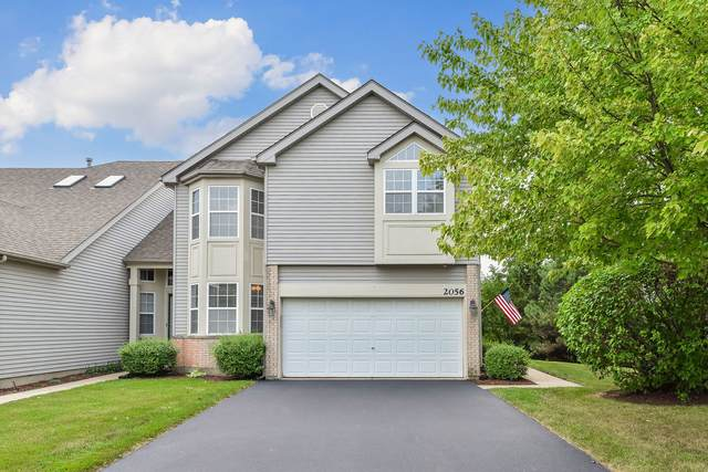 2056 Tamahawk Lane #2056, Naperville, IL 60564 (MLS #11169576) :: Rossi and Taylor Realty Group