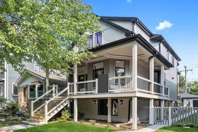 2214 W Berwyn Avenue, Chicago, IL 60625 (MLS #11169633) :: Ryan Dallas Real Estate