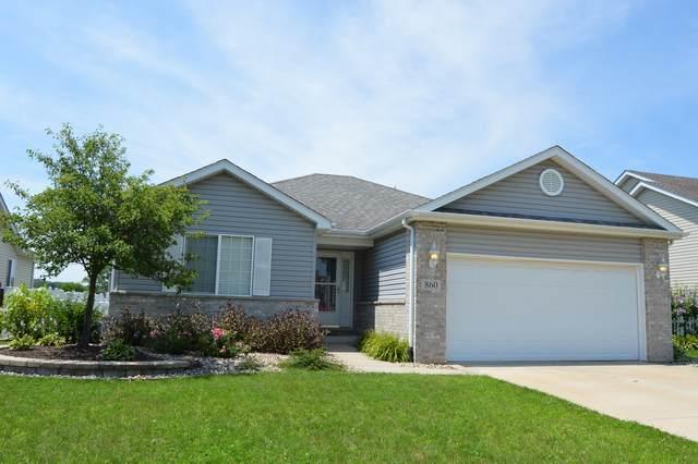860 Blackhawk Drive, Braidwood, IL 60408 (MLS #11169649) :: Suburban Life Realty