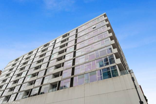 630 N Franklin Street #1106, Chicago, IL 60654 (MLS #11169666) :: Lux Home Chicago
