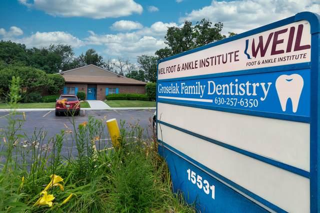 15531 E 127th Street #2, Lemont, IL 60439 (MLS #11169775) :: O'Neil Property Group