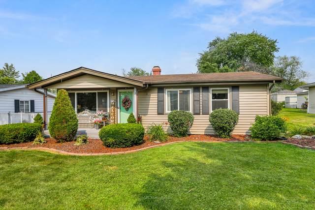 1107 Kim Place, Lemont, IL 60439 (MLS #11169782) :: O'Neil Property Group