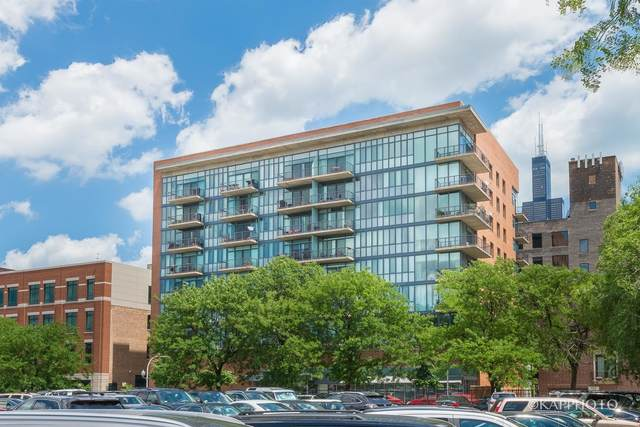 321 S Sangamon Street #502, Chicago, IL 60607 (MLS #11169814) :: Lux Home Chicago
