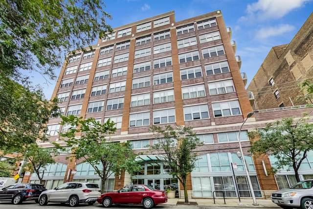 933 W Van Buren Street #903, Chicago, IL 60607 (MLS #11169829) :: Lux Home Chicago