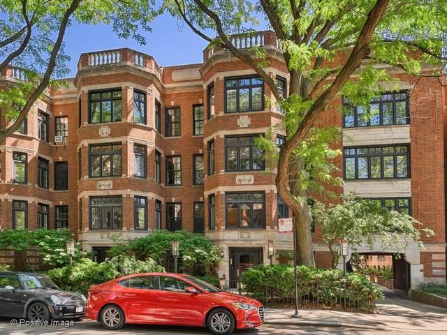 517 W Roscoe Street 2W, Chicago, IL 60657 (MLS #11169875) :: Helen Oliveri Real Estate