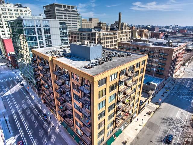 625 W Jackson Boulevard #313, Chicago, IL 60661 (MLS #11169887) :: Lux Home Chicago
