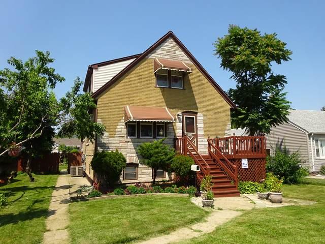 4924 S Lotus Avenue, Chicago, IL 60638 (MLS #11169923) :: Touchstone Group