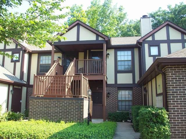 358 Bloomfield Lane #4, Glen Ellyn, IL 60137 (MLS #11169930) :: The Wexler Group at Keller Williams Preferred Realty