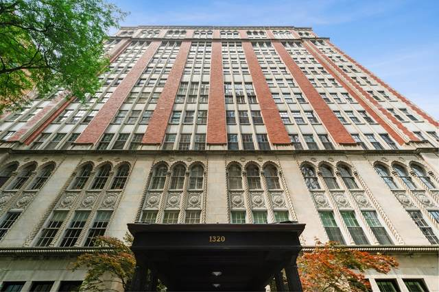 1320 N State Parkway 11A, Chicago, IL 60610 (MLS #11169933) :: Lux Home Chicago