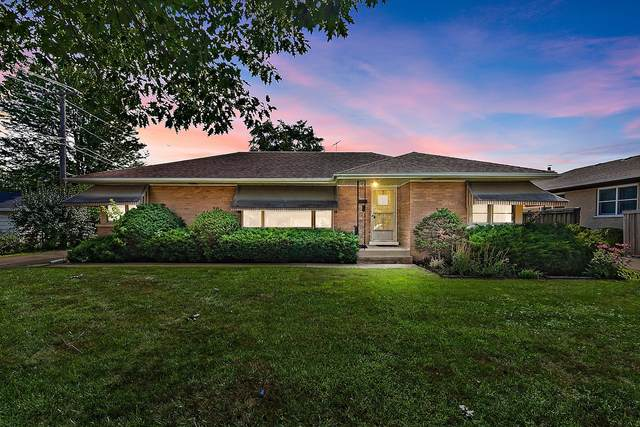 1033 Meadowcrest Road, La Grange Park, IL 60526 (MLS #11169940) :: O'Neil Property Group
