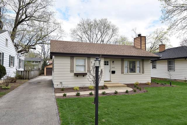 1412 N Main Street, Naperville, IL 60563 (MLS #11169941) :: O'Neil Property Group