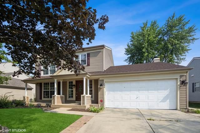 124 Jefferson Lane, Streamwood, IL 60107 (MLS #11169949) :: John Lyons Real Estate