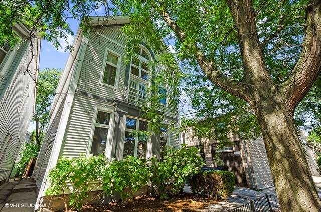 1414 W Barry Avenue, Chicago, IL 60657 (MLS #11169957) :: Carolyn and Hillary Homes