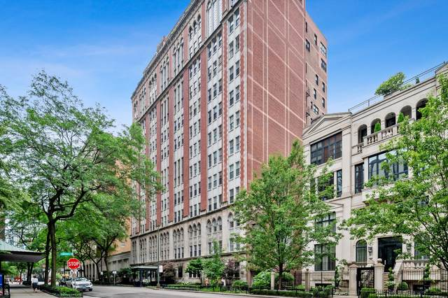 1320 N State Parkway 4D, Chicago, IL 60610 (MLS #11169979) :: Lux Home Chicago