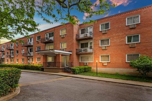 8521 Lotus Avenue #702, Skokie, IL 60077 (MLS #11169992) :: Ryan Dallas Real Estate