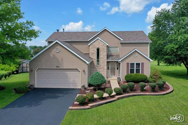 523 Cheshire Court, Yorkville, IL 60560 (MLS #11169998) :: Carolyn and Hillary Homes