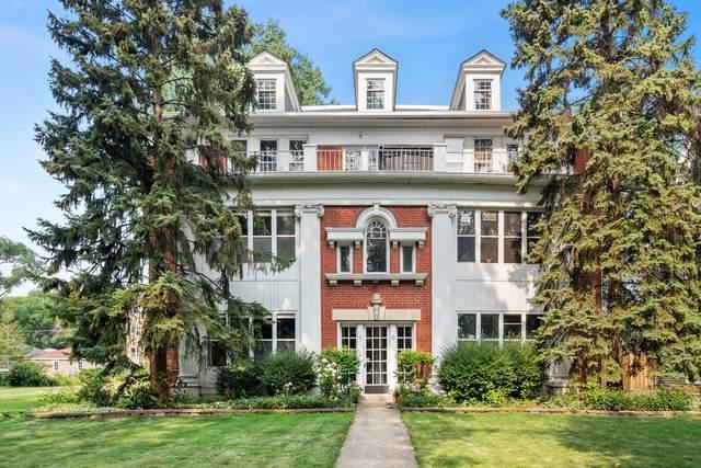 113 S Scoville Avenue 1S, Oak Park, IL 60302 (MLS #11170020) :: O'Neil Property Group