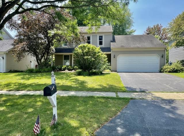 602 Thackeray Lane, Fox River Grove, IL 60021 (MLS #11170111) :: O'Neil Property Group