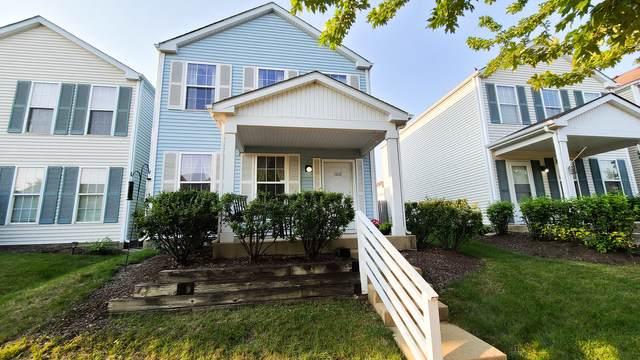 1616 Linden Park Lane #1616, Aurora, IL 60504 (MLS #11170125) :: Jacqui Miller Homes