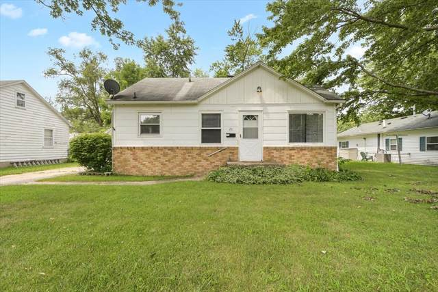 20 Charles Drive, Rantoul, IL 61866 (MLS #11170138) :: Ryan Dallas Real Estate